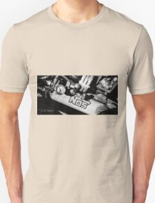 NOS Steampunk Cadillac Unisex T-Shirt