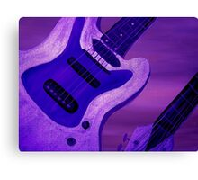 Jazz Three Canvas Print