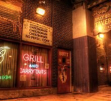 Billy Goats Grill by Bendinglife