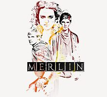 Merlin - Art1 by Anna93Graphic