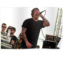 Comeback Kid - South by So What?! Music Festival Poster