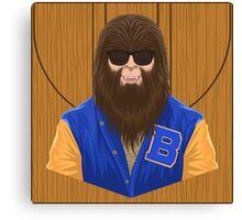Go Beavers! Canvas Print