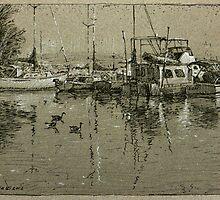 Macasa Bay by Guennadi Kalinine