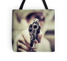 And hell followed with him Tote Bag