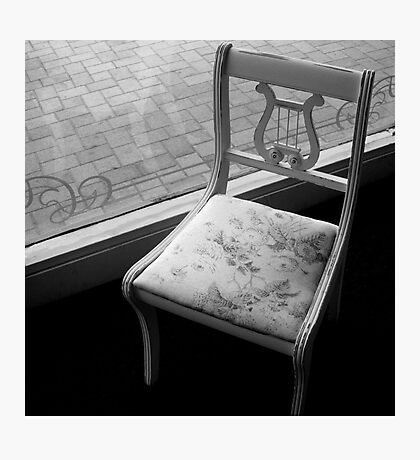 """The Eighth Chair"" Photographic Print"