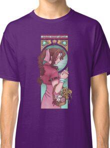 Ancient Flower Girl Classic T-Shirt