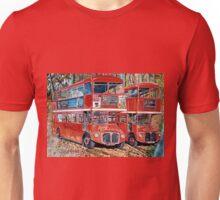 Double Decker buses Unisex T-Shirt