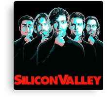 Silicon Valley TV Series Canvas Print