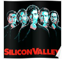 Silicon Valley TV Series Poster