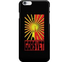 Night Watch: Gorsvet iPhone Case/Skin