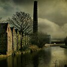 Dark Satanic Mills by Irene  Burdell