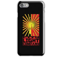 Night Watch: City Light Company iPhone Case/Skin