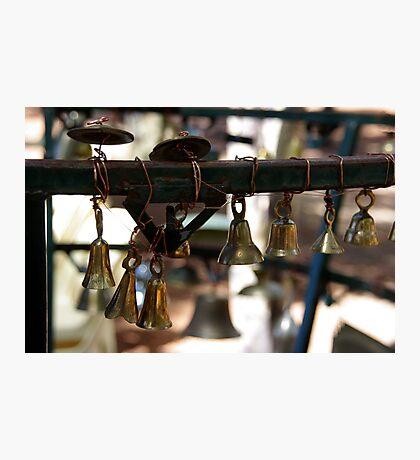little brass bells Photographic Print