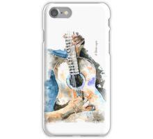Guitar Riffs iPhone Case/Skin