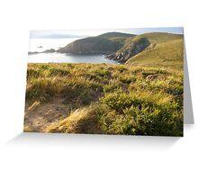 Bruny Island, Tasmania Greeting Card