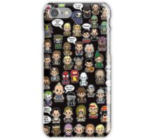 This is What I did in the 80s iPhone Case/Skin