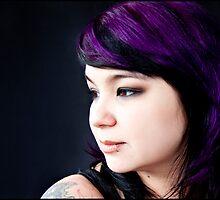 Purple Rain by Morriki