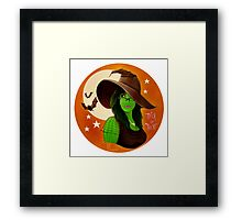 It's Witchcraft... Framed Print