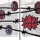 Altered Book 27 by zoe trap
