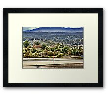 Launceston ~ Tasmania Framed Print