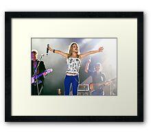 Jasmine Rae Framed Print