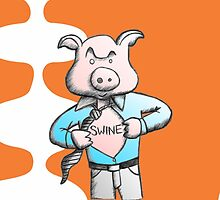 Swine by Paul Webster