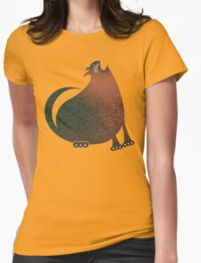 HUNGRY CAT 4 Womens Fitted T-Shirt