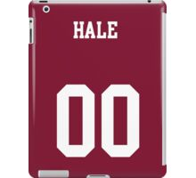 HALE - 00 iPad Case/Skin