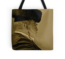 The Book's message. Harcikn Dank ! A dank ojch zejer!  by Andrew Adalberto Brown Sugar. Tote Bag