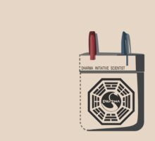 Dharma Initiative Scientist by JessdeM
