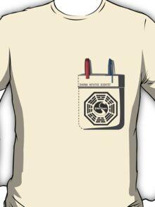 Dharma Initiative Scientist T-Shirt
