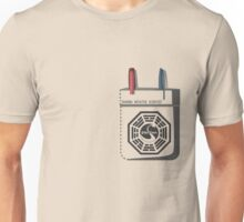 Dharma Initiative Scientist Unisex T-Shirt