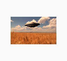 Flying Saucer by Raphael Terra Unisex T-Shirt