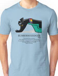 Rubbernozedoze Unisex T-Shirt