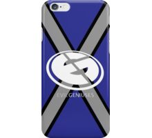 Evil geniuses iPhone Case/Skin