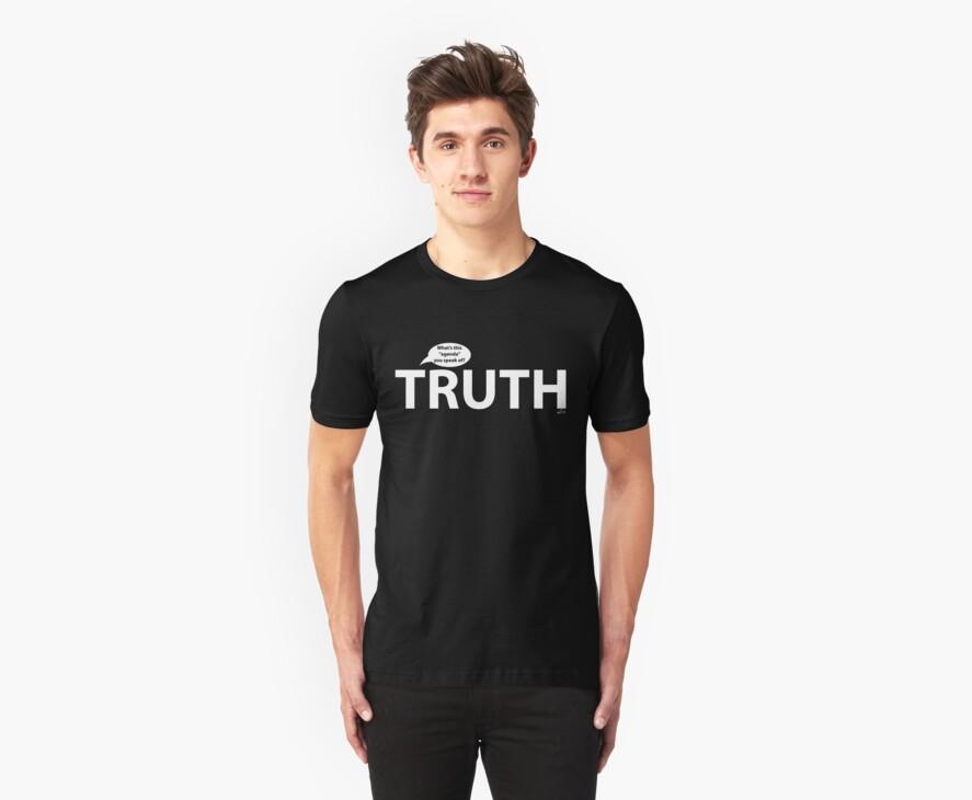 Truth Has No Agenda by SEspider