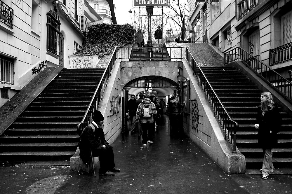 Metro by ClaudioDisante
