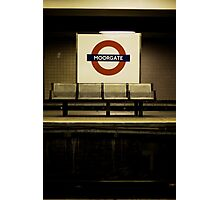 Moorgate Photographic Print
