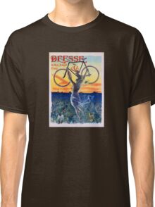 Déesse Cycles 1898 Vintage Advertising Poster Classic T-Shirt