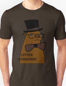 Otter Nonsense Unisex T-Shirt