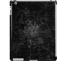 Beijing map china iPad Case/Skin