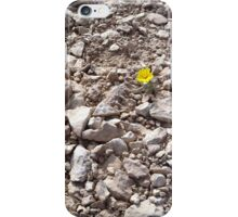 Rocks 'n Flower iPhone Case/Skin