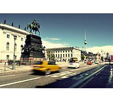 Unter den Linden Photographic Print