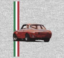 Alfa Romeo Giulia 1300 Junior GTA One Piece - Long Sleeve