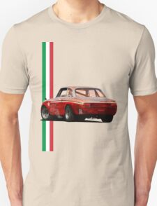 Alfa Romeo Giulia 1300 Junior GTA T-Shirt