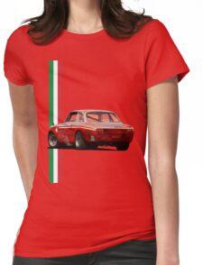 Alfa Romeo Giulia 1300 Junior GTA Womens Fitted T-Shirt