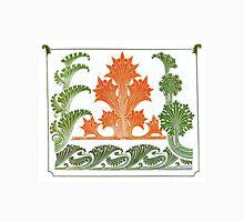 Floral Art Nouveau pattern Unisex T-Shirt