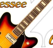 Rockabilly Nashville Tennessee  Sticker