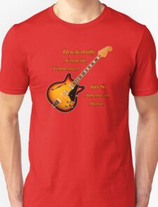Rockabilly Nashville Tennessee  Unisex T-Shirt