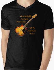 Rockabilly Nashville Tennessee  Mens V-Neck T-Shirt
